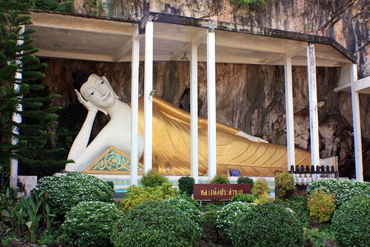 Thailand, Krabi, Wat Sai Thai