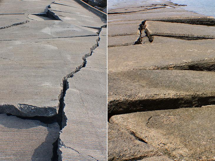 Thailand, Krabi, Fossil Shell Beach