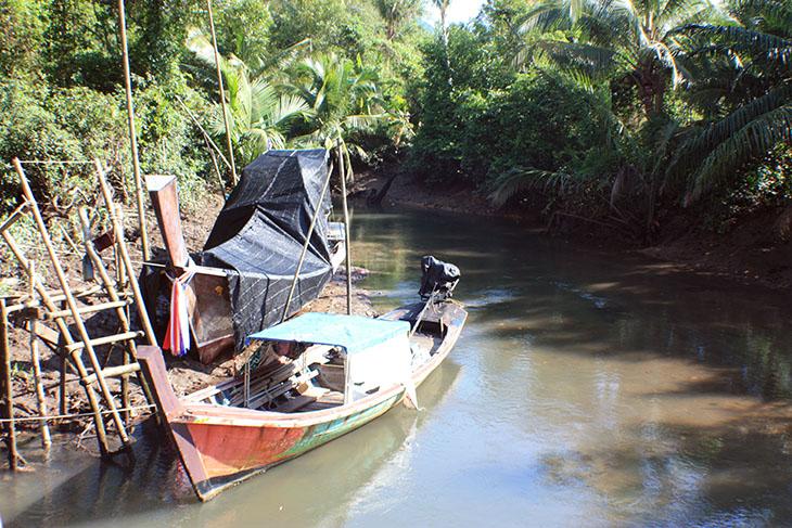 Thailand, Krabi, Tha Pom Klong Song Nam