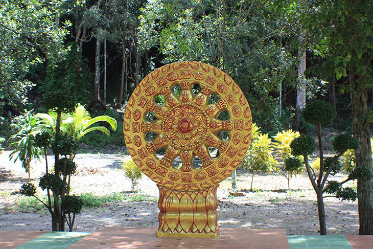 Thailand, Tham Bo Nam Thip, Caves
