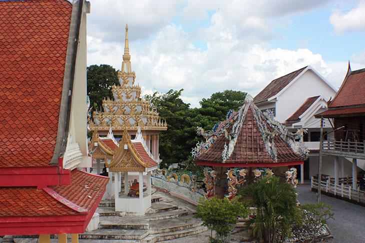 Thailand, Wat That Noi, Chandi