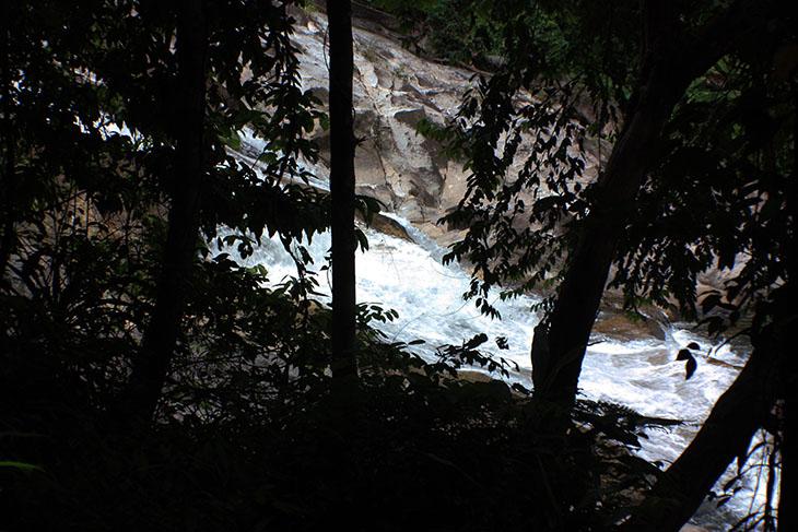 Thailand, Karom Waterfall