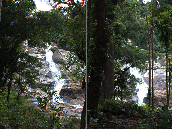 Thailand, Karom Waterfall