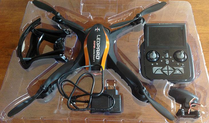 twitterings drone diaries