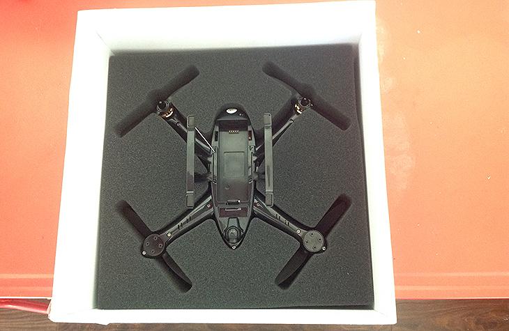 drone diaries, cheerson cx-23
