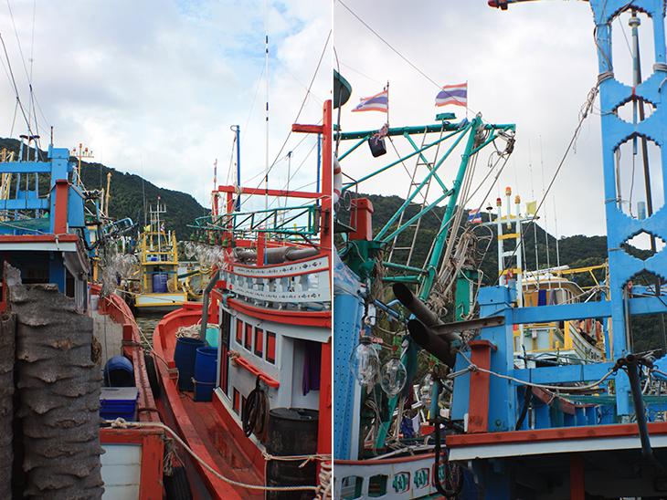 thailand, khanom, khun nom river