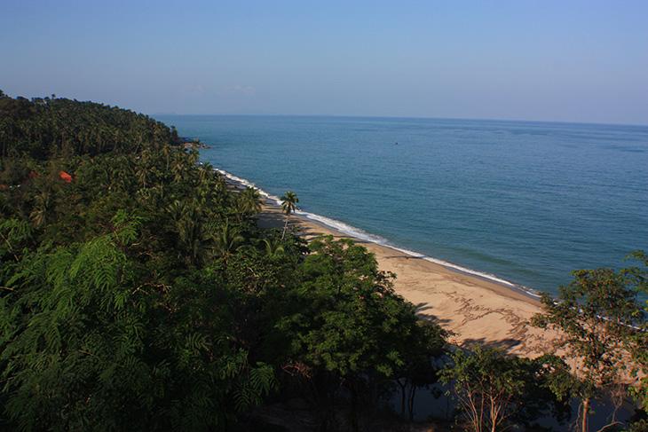 thailand, khao plai dam beach