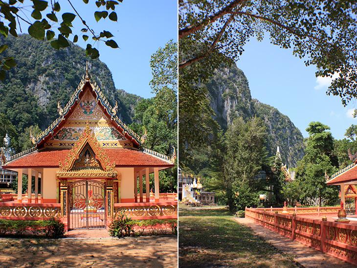 Wat Tham Yai, Tha Chana, Thailand