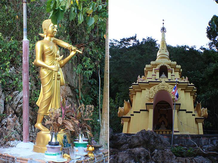 thailand, khao kloi monastery