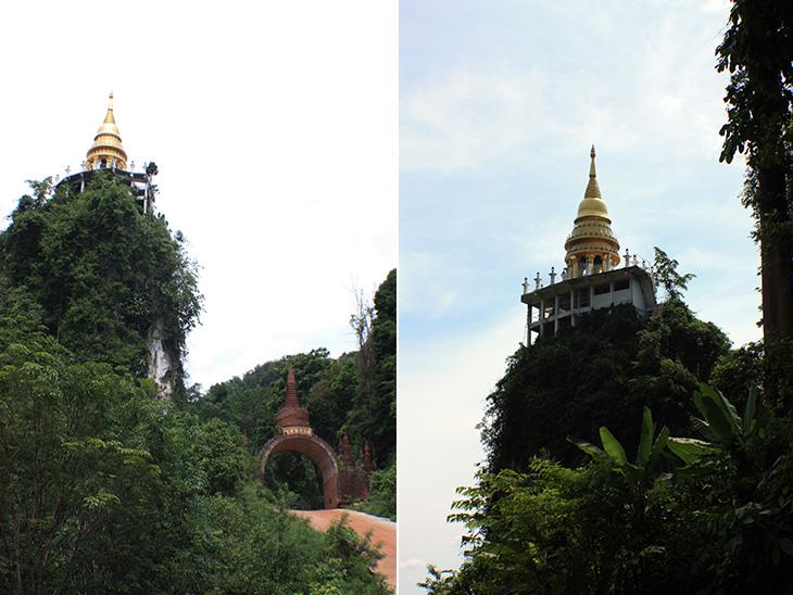 thailand, surat thani, thamma park