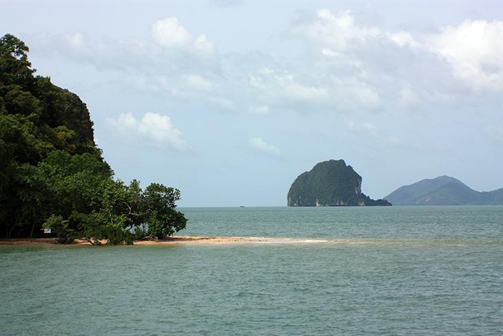 thailand, ko yao noi ferry