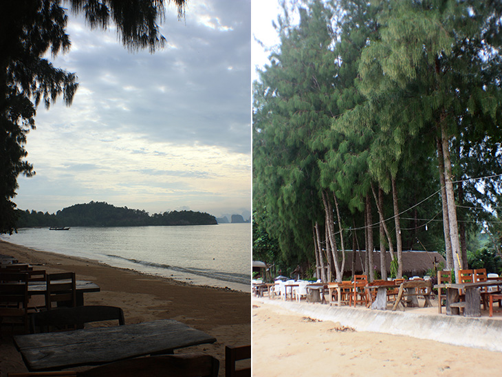 ciao bella, ko yao noi, thailand