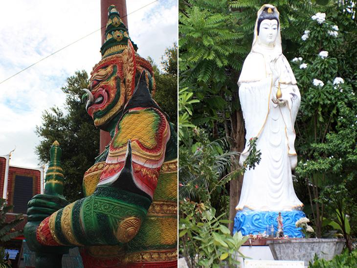 thailand, khiri wong, wat wang sai