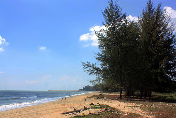 malaysia, kelantan, beaches