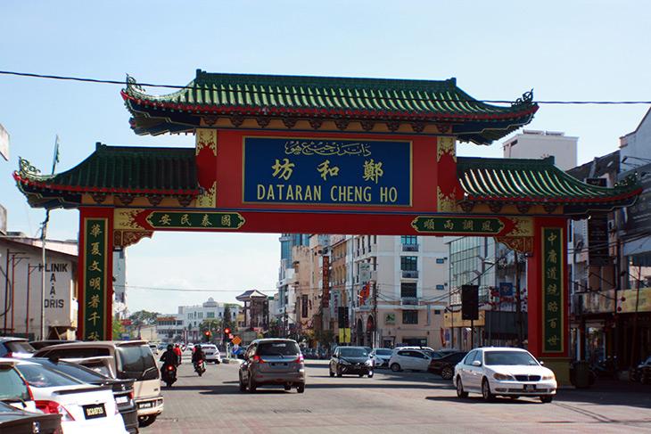 malaysia, kelantan, kota bharu, chinatown