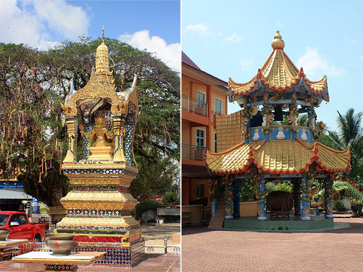 malaysia, kelantan, wat phothiktan