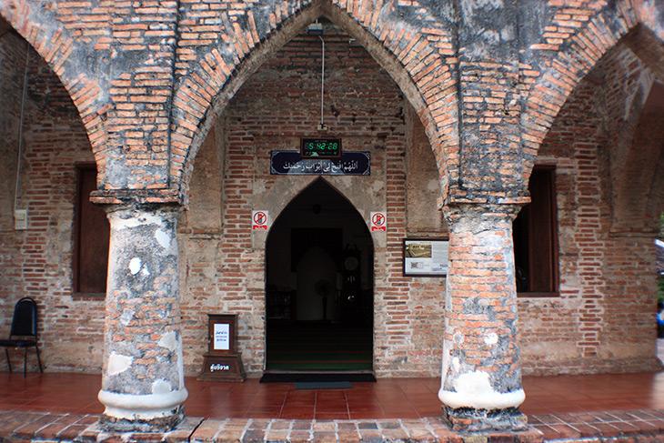 thailand, pattani, masjid kerisik, krue se mosque