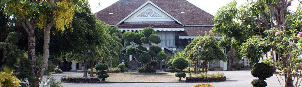 thailand, pattani, yaring palace