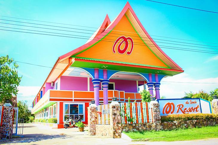 thailand, songkhla, m resort