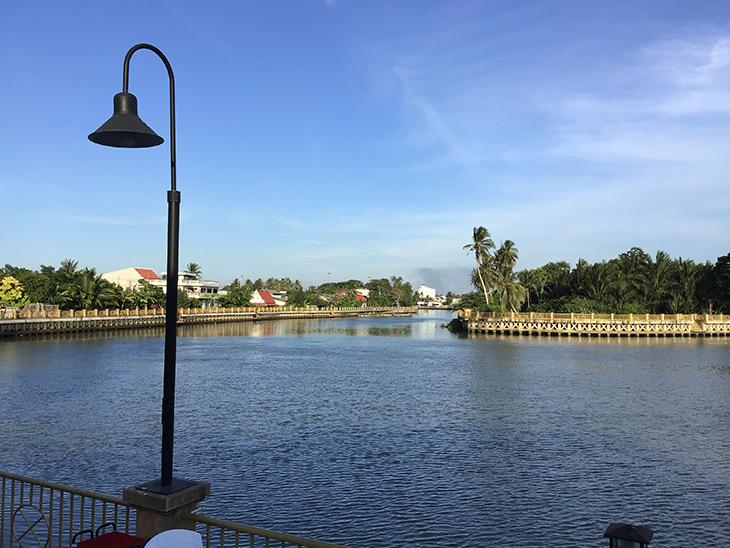 thailand, pattani, river living place