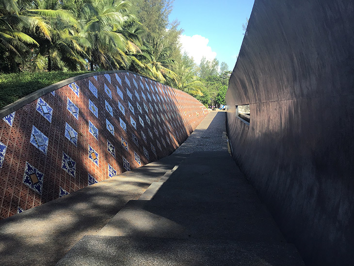thailand, takua pa, ban khem memorial park