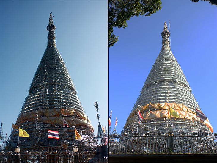 travel, thailand, Phra Maha Chedi Tripob Trimongkol, Hat Yai
