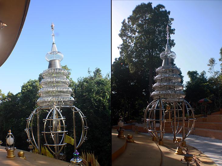 travel, thailand, Phra Maha Chedi Tripob Trimongkol, Hat Yaitravel, thailand, Phra Maha Chedi Tripob Trimongkol, Hat Yai