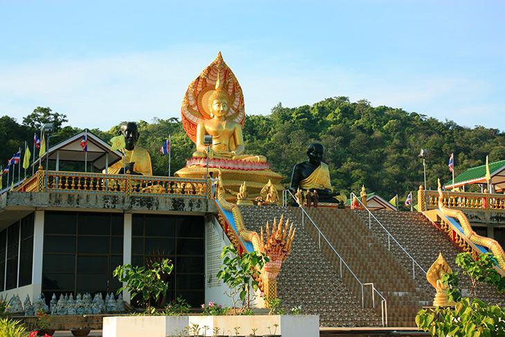 Wat Khao Din, Hua Hin