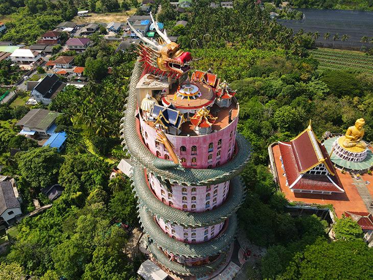 Wat Samphran, Thailand
