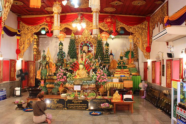 Wat Thai Samakkhi Mae Kasa