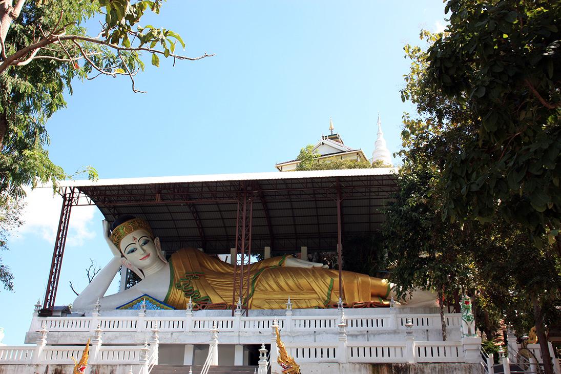 Wat Phra Phutthabat Pha Nam Lamphun