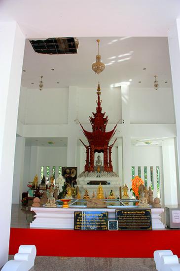 Wat Phra Phutthabat Tamo Chiang Rai
