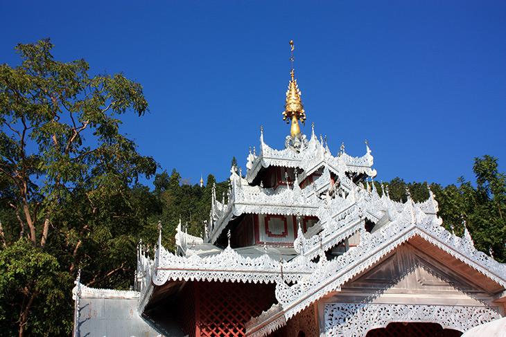 Wat Phrathat Doi Kongmu Mae Hong Son