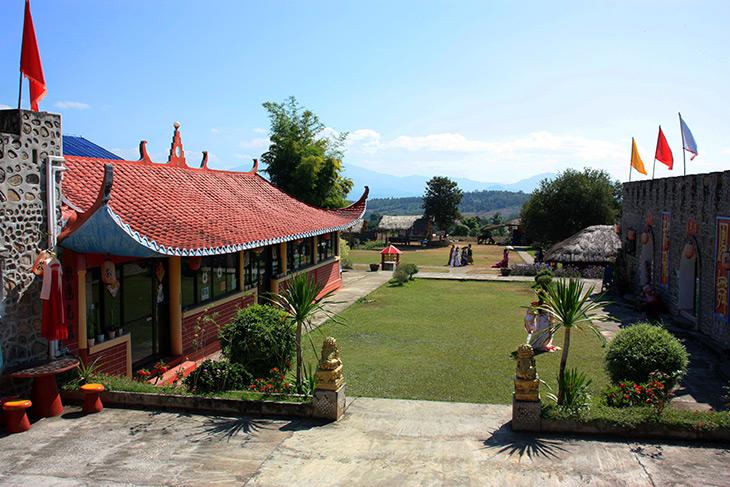 Santichon Village Pai