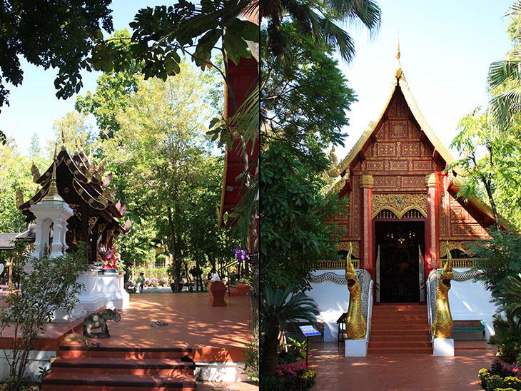 Wat Phra Kaew & The Emerald Buddha, Chiang Rai
