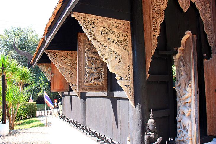 Baan Dam Museum Chiang Rai