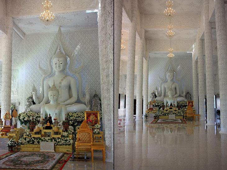 Wat Huay Pla Kang Chiang Rai