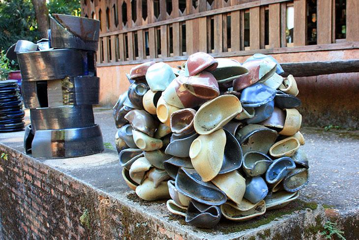 Doi Din Dang Pottery Chiang Rai