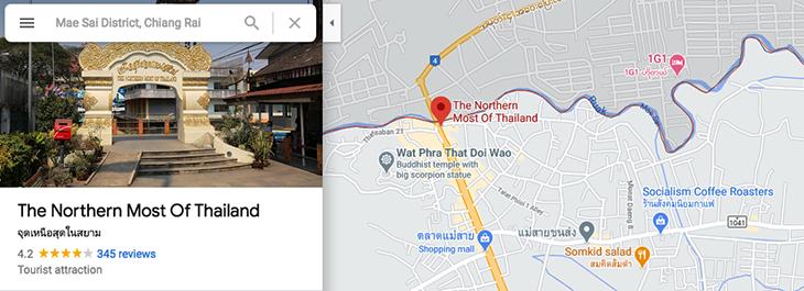 Mae Sai, Chiang Rai