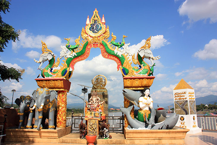 Golden Triangle Park, Chiang Rai
