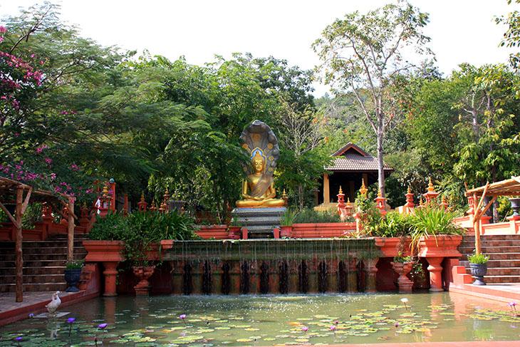 Wat Doi Prachan Mae Tha, Lampang
