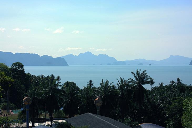 travel, thailand, krabi, laem sak, wats