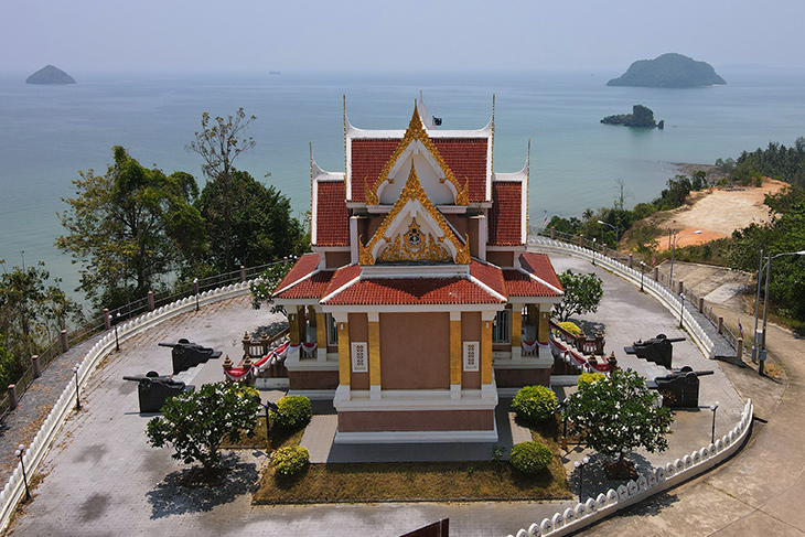 travel, thailand, chumphon