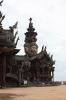 travel, thailand, sanctuary of truth, pattaya