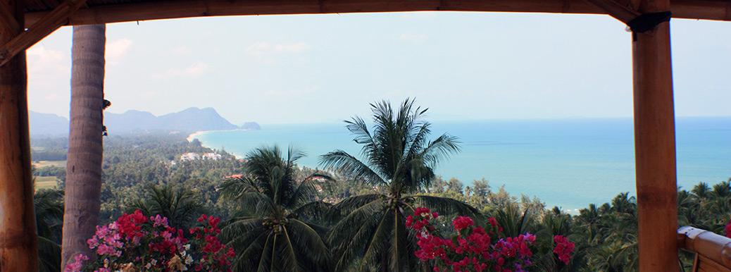 Thailand Khanom Lookout Point