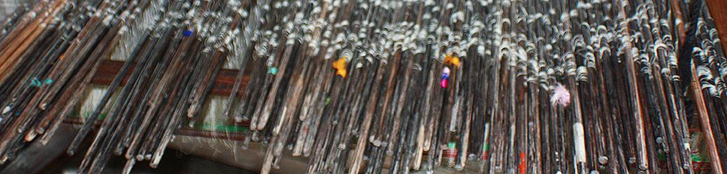 Thailand Ban Phum Riang Silk Weaving