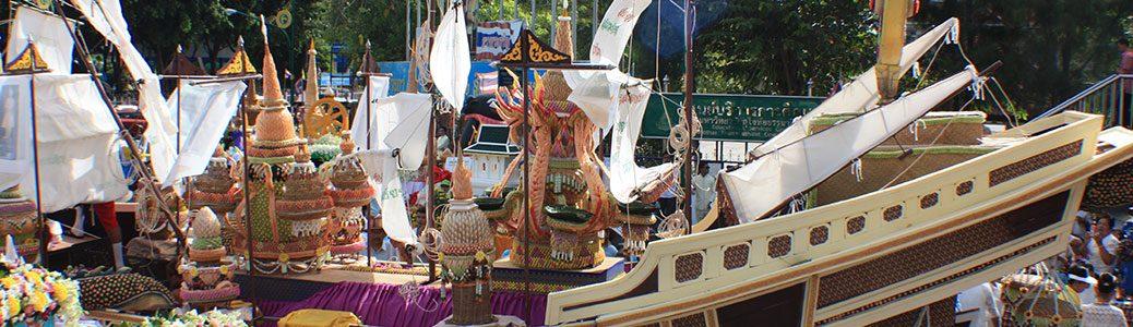 Thailand Nakhon Si Thammarat 10th Lunar Month Festival