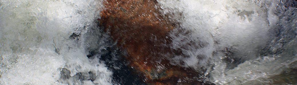 thailand, khanom, hin lat waterfall