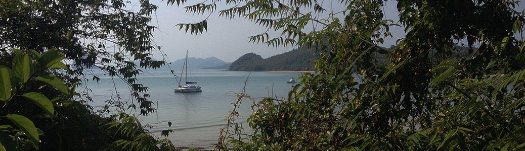 thailand, ko yao noi, pasai beach