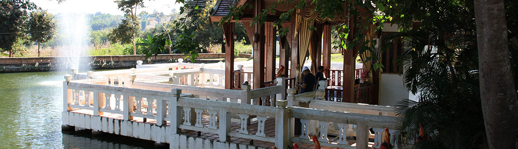 Pai, Wat Nam Hu